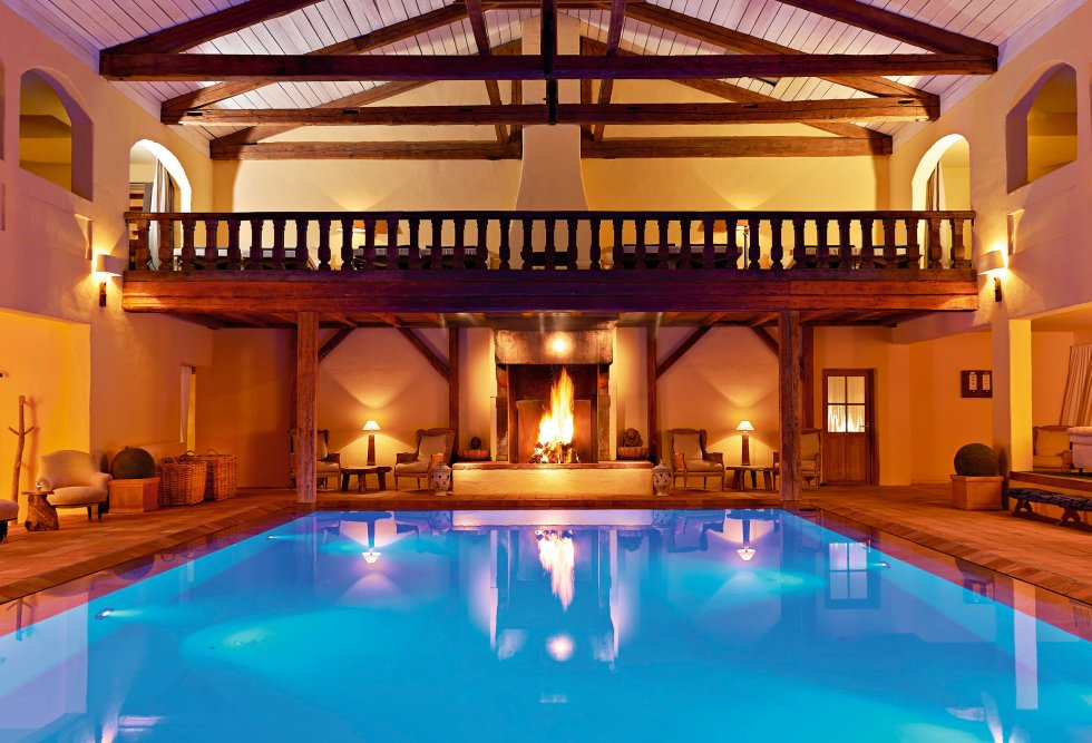 BLEICHE RESORT & SPA Pool - Copyright http://www.bleiche.de